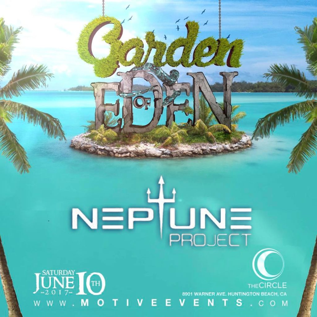 From across the pond Motive Events Presents Neptune Project hellip