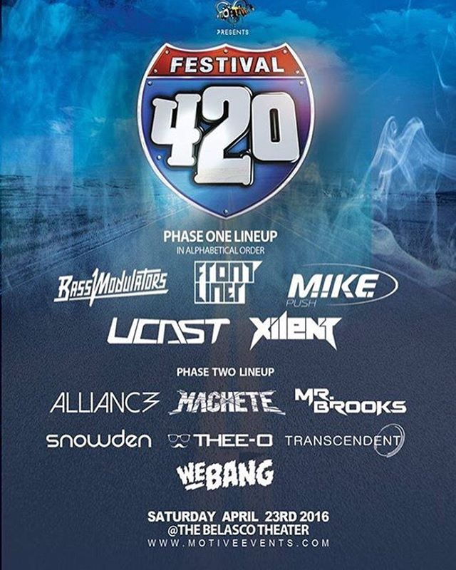 We are days away from 420 festival and the vibehellip