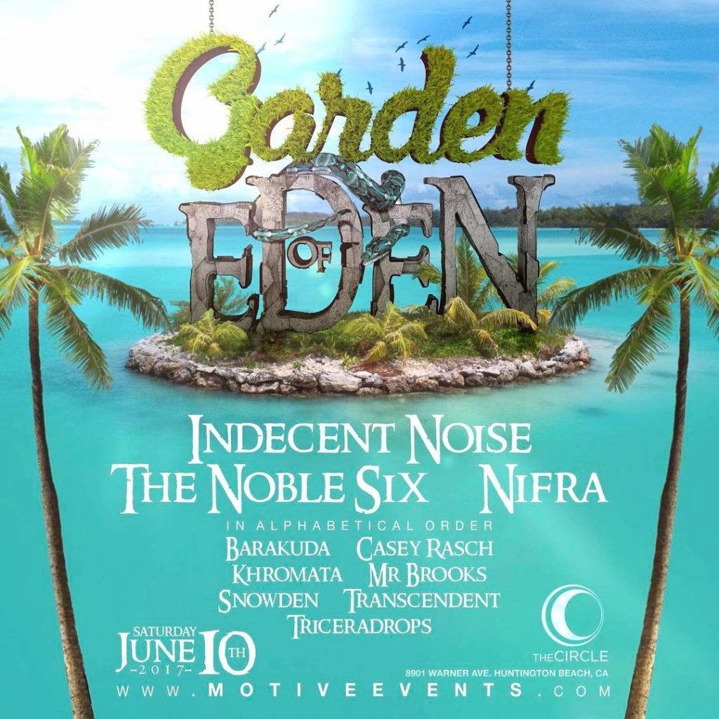 3 days left until the Garden of Eden returns!hellip