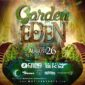 Garden of Eden 6x6 DJ